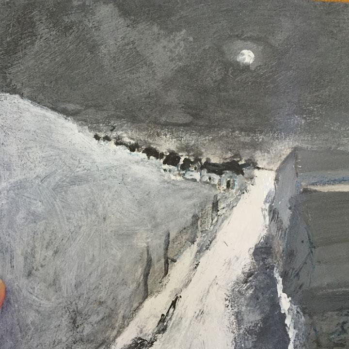 Study of Eardley landscape1